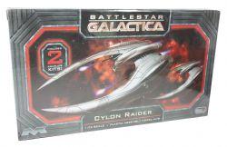 VAISSEAU SPATIAL -  BATTLESTAR GALACTICA : CYCLON RAIDER 1/72 (NIVEAU 3)