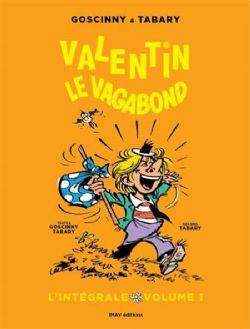 VALENTIN LE VAGABOND -  INTÉGRALE 01