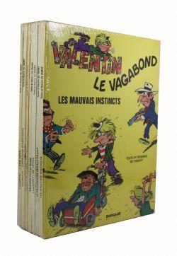 VALENTIN LE VAGABOND -  LIVRES USAGÉS - BUNDLE TOMES 1 À 7 (FRANÇAIS)