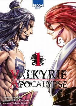 VALKYRIE APOCALYPSE -  (V.F.) 01