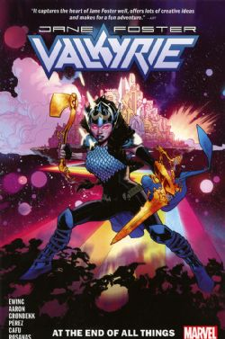 VALKYRIE -  AT THE END OF ALL THINGS TP -  JANE FOSTER 02