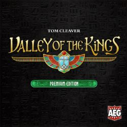 VALLEY OF THE KINGS -  JEU DE BASE (ANGLAIS) -  ÉDITION PREMIUM