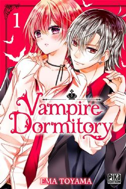 VAMPIRE DORMITORY -  (V.F.) 01