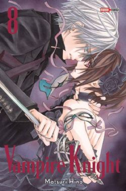 VAMPIRE KNIGHT -  INTÉGRALE VOLUME DOUBLE (TOME 15-16) (V.F.) 08