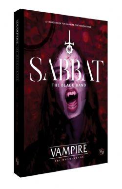 VAMPIRE: THE MASQUERADE -  SABBAT THE BLACK HAND (ANGLAIS)