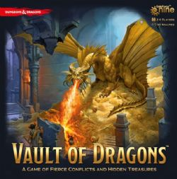 VAULT OF DRAGON -  JEU DE BASE (ANGLAIS)