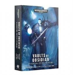 VAULTS OF OBSIDIAN - COUVERTURE RIGIDE (ANGLAIS)