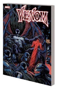 VENOM -  KING IN BLACK TP 06