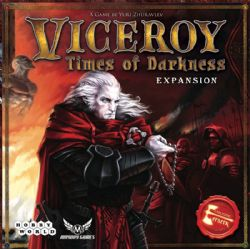 VICEROY (ANGLAIS) -  TIMES OF DARKNESS
