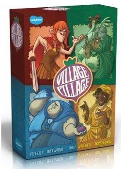 VILLAGE PILLAGE (ANGLAIS)