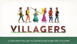 VILLAGERS (ANGLAIS)