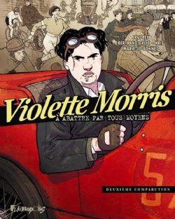 VIOLETTE MORRIS À ABATTRE PAR TOUS MOYENS -  DEUXIÈME COMPARUTION 02