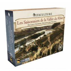 VITICULTURE ÉDITION ESSENTIELLE -  LES SAISONNIERS DE LA VALLÉE DU RHIN  (FRANÇAIS)