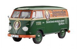 VOLKSWAGEN -  VW T1 KASTENWAGEN/PANEL VAN 1/24 (NIVEAU 4)