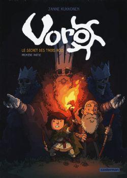 VORO, LE SECRET DES TROIS ROIS 01