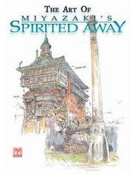 VOYAGE DE CHIHIRO, LE -  ART OF SPIRITED AWAY HC