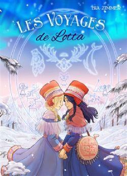 VOYAGES DE LOTTA, LES -  LES RENARDS DE FEU 01