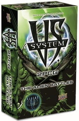 VS SYSTEM -  THE ALIEN BATTLES (ANGLAIS)