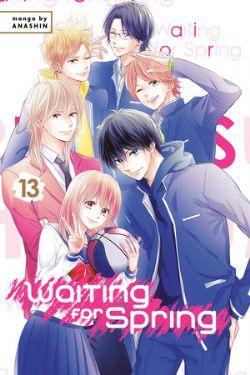 WAITING FOR SPRING -  (V.A.) 13