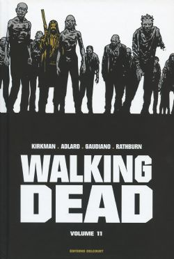 WALKING DEAD -  ÉDITION PRESTIGE VOLUME 11 11