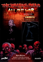 WALKING DEAD -  ALL OUT WAR - ANDREA BOOSTER (MULTILINGUE)
