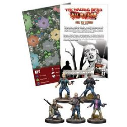 WALKING DEAD -  ALL OUT WAR - FEAR THE HUNTERS EXPANSION (ANGLAIS)