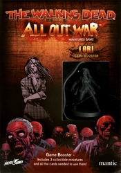 WALKING DEAD -  ALL OUT WAR - LORI BOOSTER (ANGLAIS)