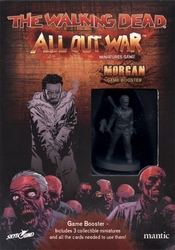 WALKING DEAD -  ALL OUT WAR - MORGAN BOOSTER (ANGLAIS)