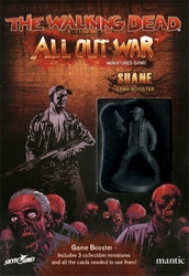 WALKING DEAD -  ALL OUT WAR - SHANE BOOSTER (ANGLAIS)