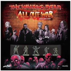 WALKING DEAD -  ALL OUT WAR