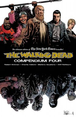 WALKING DEAD -  COMPENDIUM TP 04
