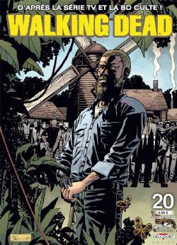 WALKING DEAD -  LE MAGAZINE OFFICIEL 20
