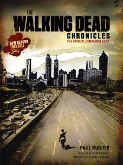 WALKING DEAD -  LIVRE USAGÉ - THE WALKING DEAD CHRONICLES: THE OFFICIAL COMPANION BOOK (ANGLAIS)