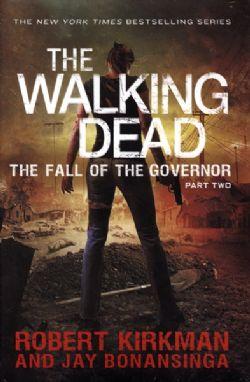 WALKING DEAD -  USAGÉ - THE FALL OF THE GOVERNOR HC (ANGLAIS) 4