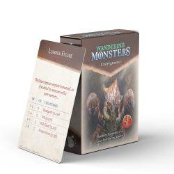 WANDERING MONSTERS -  UNDERGROUND (ANGLAIS)