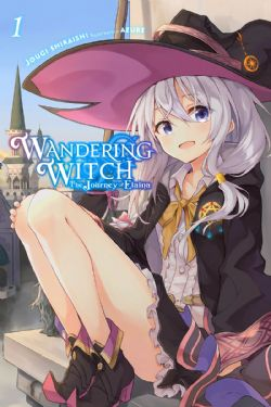 WANDERING WITCH: THE JOURNEY OF ELAINA -  -ROMAN- (V.A) 01