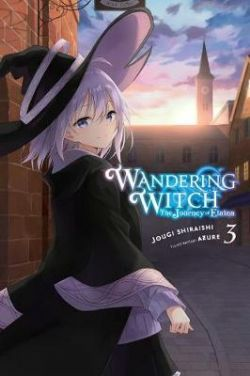 WANDERING WITCH: THE JOURNEY OF ELAINA -  -ROMAN- (V.A) 03