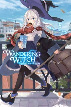 WANDERING WITCH: THE JOURNEY OF ELAINA -  -ROMAN- (V.A) 05