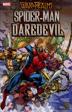 WAR OF REALMS -  SPIDER-MAN DAREDEVIL TP