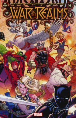 WAR OF REALMS -  WAR OF REALMS TP