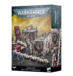 WARHAMMER 40K -  COMMAND EDITION BATTLEFIELD EXPANSION SET