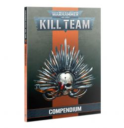 WARHAMMER 40K : KILL TEAM -  COMPENDIUM (ANGLAIS)