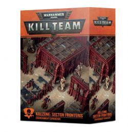 WARHAMMER 40K : KILL TEAM -  KILLZONE : SECTOR FRONTERIS (ANGLAIS)