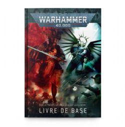 WARHAMMER 40K -  LIVRE DE BASE 9E ÉDITION (FRANÇAIS)