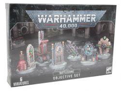WARHAMMER 40K -  OBJECTIVES -  BATTLEZONE MANUFACTORUM