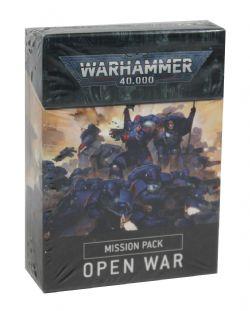 WARHAMMER 40K -  OPEN WAR (ANGLAIS) -  MISSION PACK