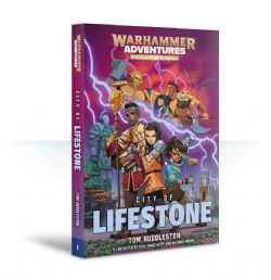 WARHAMMER ADVENTURES -  CITY OF LIFESTONE (ANGLAIS) -  REALM QUEST