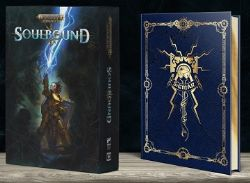 WARHAMMER AGE OF SIGMAR ROLE PLAY -  COREBOOK COLLECTOR EDITION (ANGLAIS) -  SOULBOUND