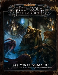 WARHAMMER JDR -  LES VENTS DE MAGIE - SUPPLEMENT