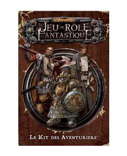 WARHAMMER LE JEU DE RÔLE FANTASTIQUE -  LE KIT DES AVENTURIERS (FRANÇAIS)